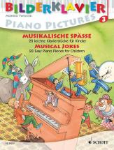 Musical Jokes - Piano