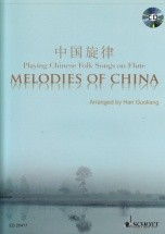 Melodies Of China - Flute