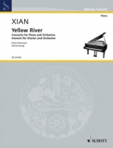Xian Xinghai - Yellow River (fleuve Jaune) - Reduction 2 Pianos