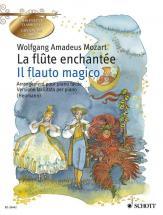 Mozart W.a. - Il Flauto Magico / La Flûte Enchantee  Kv 620 - Piano