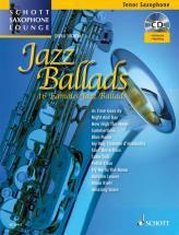 Jazz Ballads - Tenor Saxophone