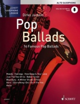 Pop Ballads + Cd - Alto Saxophone