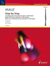 Mauz R.- Step By Step- Clarinette