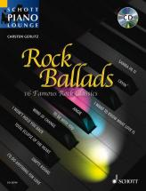Rock Ballads - Piano