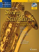 Swing Standards - Alto Saxophone