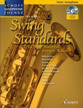 Swing Standards - Tenor Saxophone