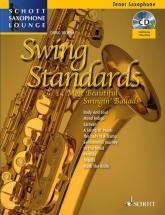 Swing Standards - Tenor Saxophone