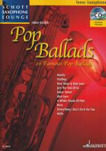 Pop Ballads - Tenor Saxophone