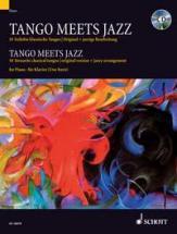 Tango Meets Jazz + Cd - Piano