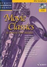 Juchem D. - Movie Classics - Saxophone Alto + Cd