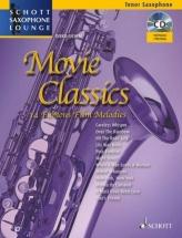 Juchem D. - 14 Movie Classics - Saxophone Tenor