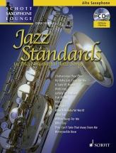 Dirko J (arr.) - 14 Most Beautiful Jazz Songs - Alto Saxophone + Cd