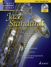 Dirko J (arr.) - 14 Most Beautiful Jazz Songs - Tenor Saxophone + Cd