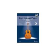 Easy Concert Pieces Band 2 - Edition With Cd