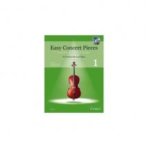 Deserno Katharina / Mohrs Rainer - Easy Concert Pieces Band 1 - Violoncello Und Klavier