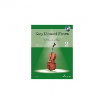 Deserno Katharina / Mohrs Rainer - Easy Concert Pieces Band 2 - Violoncello Und Klavier