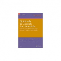 Frank Bernd - Spiritual and Gospel For Aspiring Singers - Voice And Piano