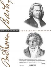From Bach To Beethoven Heft 1 - Piano