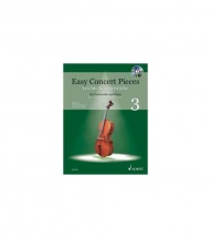 Deserno Katharina / Mohrs Rainer - Easy Concert Pieces Band 3 - Violoncello Und Klavier