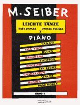 Seiber Matyas - Easy Dances   Band 1 - Piano