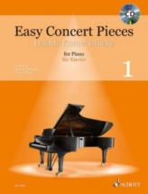 Easy Concert Pieces Vol.1 - Piano