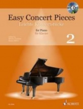 Easy Concert Pieces Vol.2 - Piano