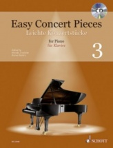 Easy Concert Pieces Vol.3 - Piano