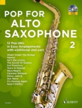 Bye Uwe - Pop For Alto Saxophone Vol.2 + Cd