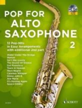 Bye Uwe - Pop For Alto Saxophone Vol.2 + Cd