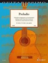 Guitarissimo - Preludio - 130 Easy Concert Pieces From 6 Centuries For Guitar
