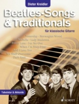 Kreidler Dieter - Beatles Songs and Traditionals - Guitare Classique