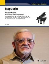 Kapustin Nikolai - Oeuvres Pour Piano