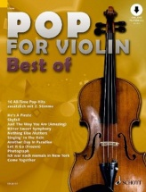 Pop For Violin - Best Of - Violon + Audio Online