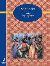 Schubert Franz - Landler - Piano