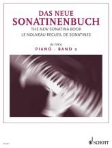 The New Sonatina Book Band 2 - Piano