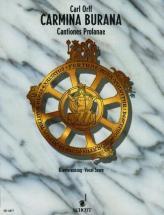 Orff Carl - Carmina Burana - Vocal Score