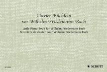 Bach J.s. - The Little Piano Book - Piano