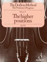 The Doflein Method Vol.5 - The Higher Positions