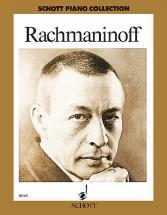 Rachmaninoff S. - Selected Pieces - Piano