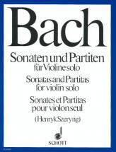 Bach J.s. - Sonatas Et Partitas - Violon Solo