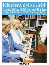 Klavierspiel Zu Dritt Band 1 - Piano