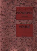 Orchester-probespiel Vol. 2 - Violon