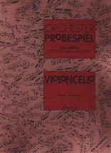 Orchester-probespiel - Violoncello