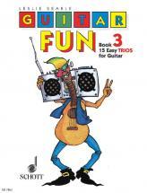 Searle Leslie  - Guitar Fun Vol. 3 - 3 Guitars