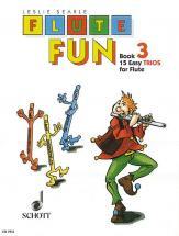 Searle Leslie  - Flute Fun Vol. 3 - 3 Flutes