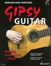 Graf-martinez Gerhard  - Gipsy Guitar - Guitar