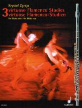 Zgraja Krystof - Three Virtuoso Flamenco Studies - Flute