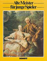 Old Masters For Young Players Band 1 - Violin And Piano