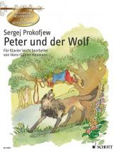 Prokofieff Serge - Peter And The Wolf Op. 67 - Piano
