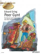 Grieg Edvard - Peer Gynt Op. 46 Und 55 - Piano